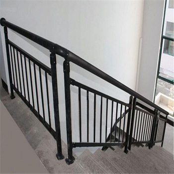 Stainless Steel Tubular Handrail For Interior Stairs ...
