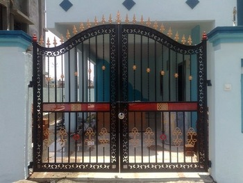 Iron grill door design for home review home decor for International decor main gates