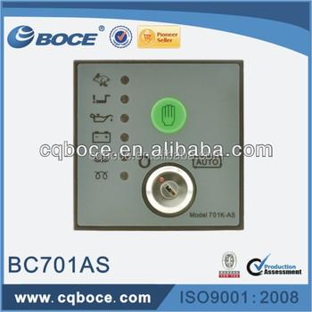 Generator Control Panel 701 Ms