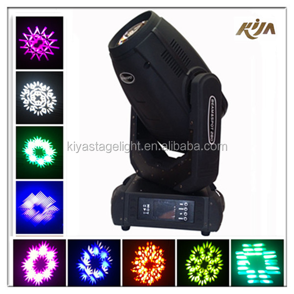 Alibaba Express 10r 280w 3In1 Sharpy 280w Dj Light Beam R10 Moving Head