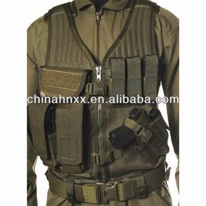 Heavy-duty nylon Military tactical vest