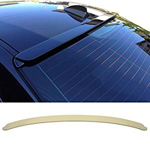 99-05 BMW 3 Series E46 4Dr Sedan ABS UnPainted ACStyle Rear Window Roof Spoiler Wing