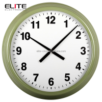 2015 23' inch extra large modern battery round home & office wall clock