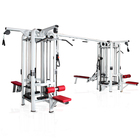 china suppliers fitness boot camp equipment/Nine station multi functional gym equipment
