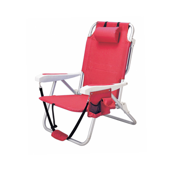 Patio New Design Folding Reclining Backpack Beach Chair With Umbrella Zero Gravity Boat