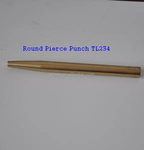 high quality non-sparking round pierce punch