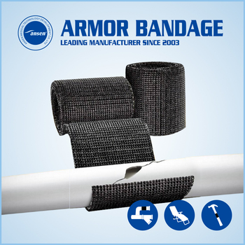 Widely Used Fast Repair Armored Bandage Tape For Household Tools  Repair,Metal,Pvc,Copper Pipe Crack Repair Bandage - Buy Metal Pvc Copper  Pipe Crack