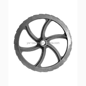 China Customized Best Price Cast Iron Wheel Guards