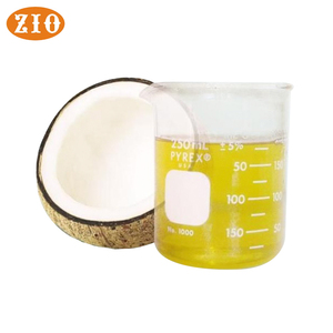Crude organic bulk coconut oil for food product price