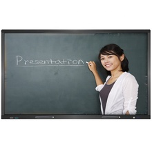 Projektor bord led touch screen smart board interactive led panel 65 zoll