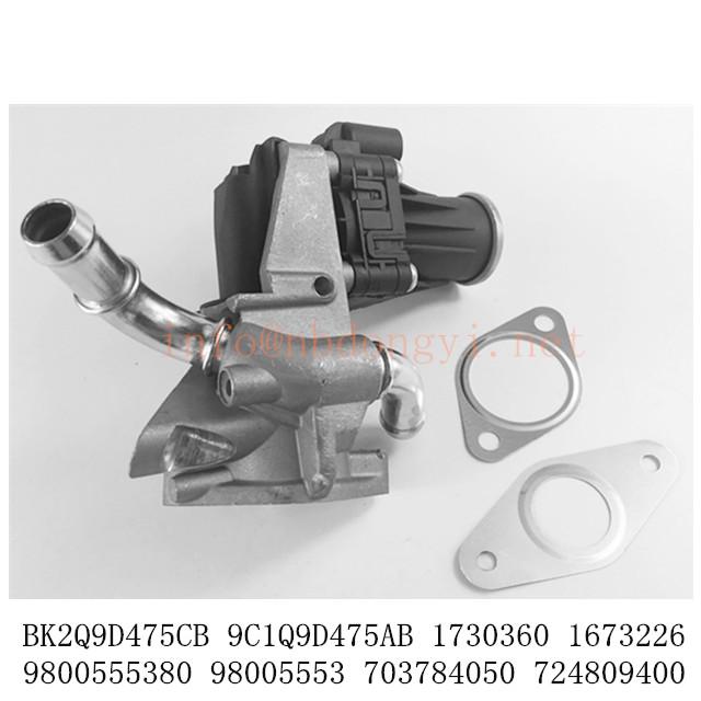 2.4 3.2 TDCi BK2Q9D475CB 1673226 EGR Valve For Ford Transit Toureno Ranger 2.2