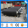 Cement Belt Conveyor Rubber Coated Pulley For Material Handling