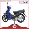 2014 Blue 125CC Cheap Motorcycle for Nigeria