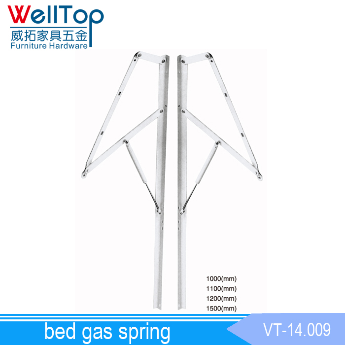 Bed mechanism gas lift for bed hydraulic gas lift VT-14.009