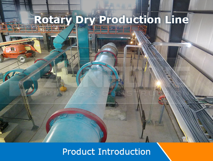 Cement industry small rotary hot air sand dryer rotating drying machine with price