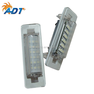 car license plate lights W210 4D Sedan/ W202 4D Sedan Facelif(97-00) Car LED License Plate Lamp lights