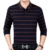 Hot sale fashionable formal style man's stripe office uniform shirt