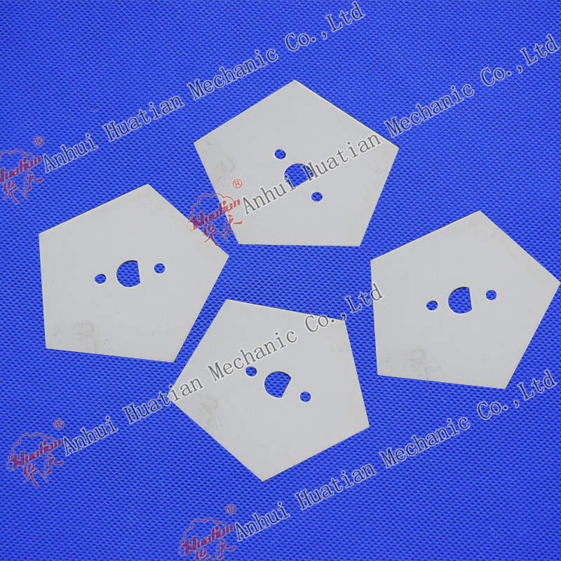 ceramic cutting blades for slitting