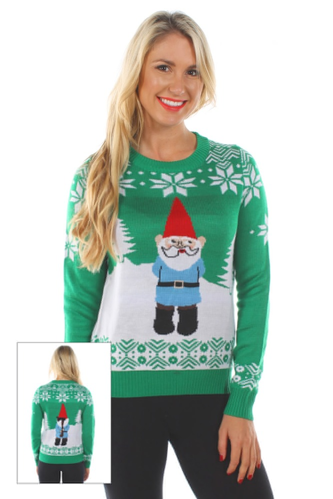 Wholesale Unisex Knitted Ugly Christmas Sweater