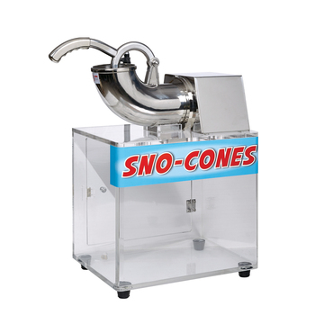 Commercial Snow Cone Machine/wholesale Juicer Snowflake ...