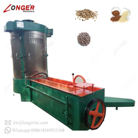 Automatic Coriander Chia Cleaner Flax Mung Bean Soybean Millet Processing Cumin Paddy Cotton Seed Hemp Seed Cleaning Machine
