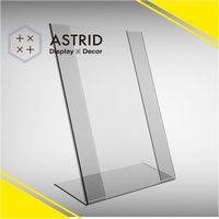 Pop Acrylic Retail Stand Display with high quality