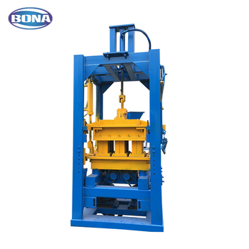 Cheap QT3-20 cement brick making machine