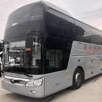 Used Yutong 6126 54seats coach bus for sale
