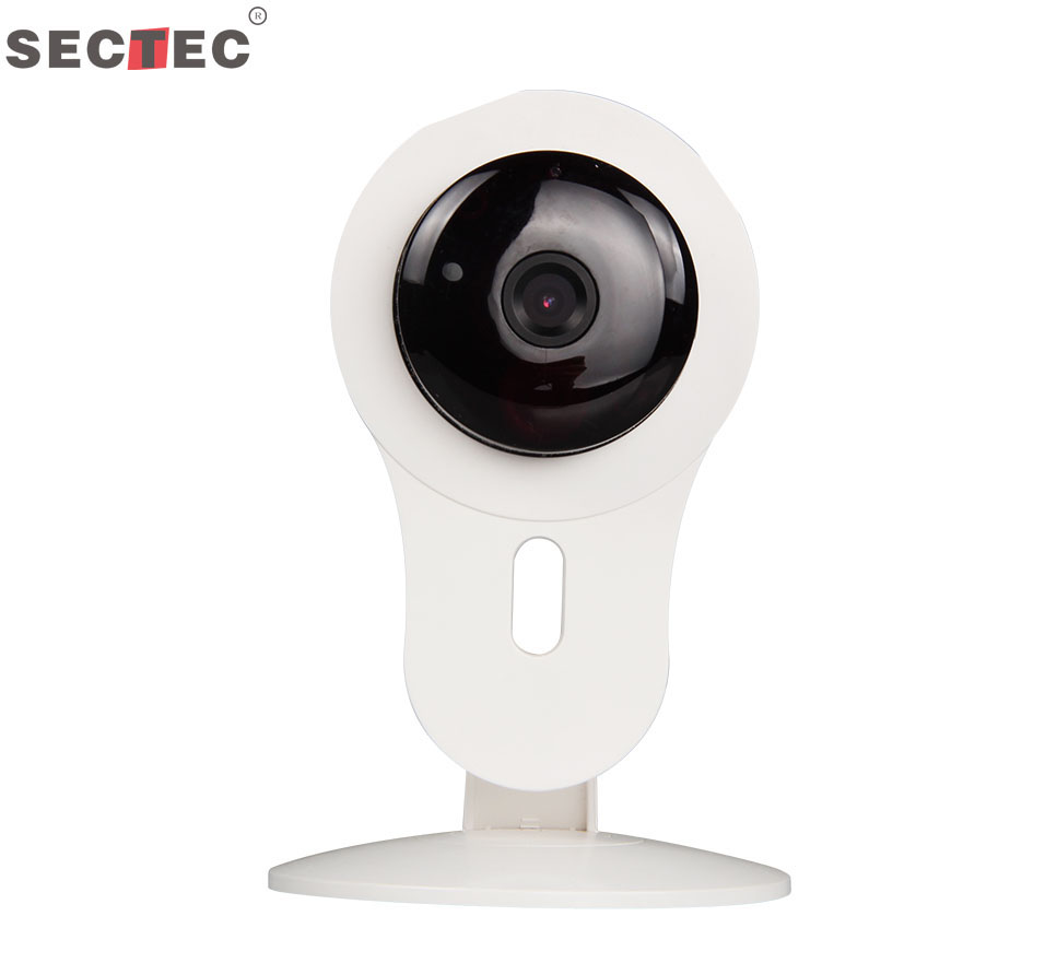 Motion Detection Home Security 720p HD Night Vision Webcam P2P Wifi IP Camera