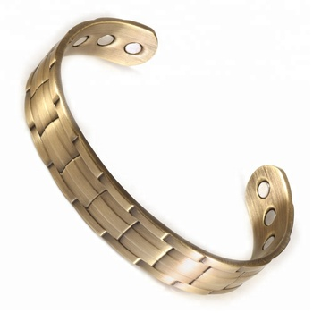 Wollet Clic Fashion Copper Magnetic