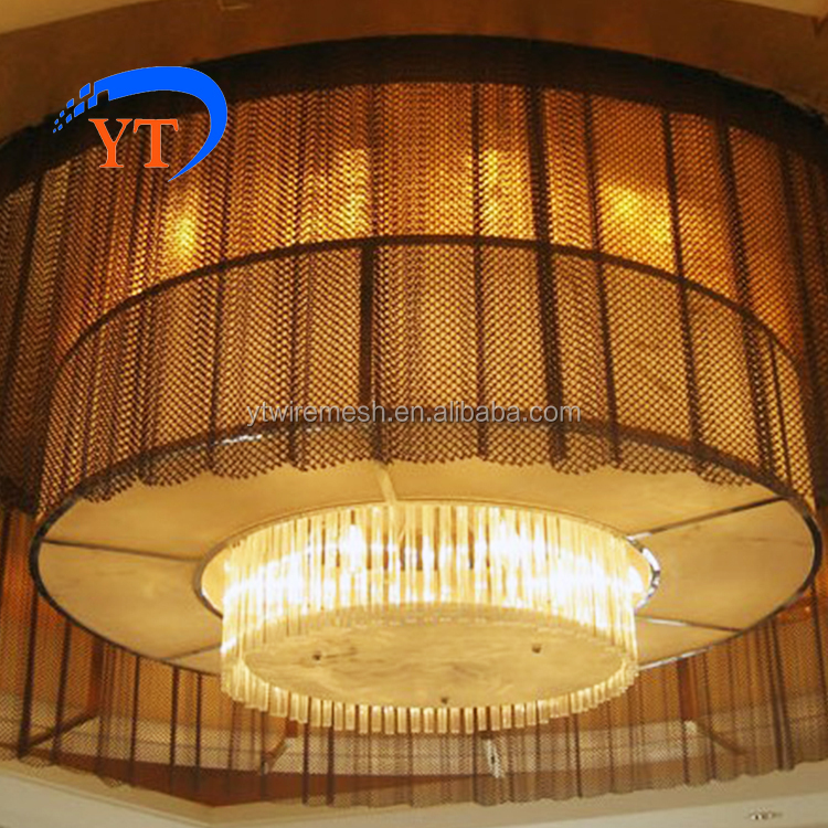 Metal Mesh For Lamp Shade, Metal Mesh For Lamp Shade Suppliers and ...