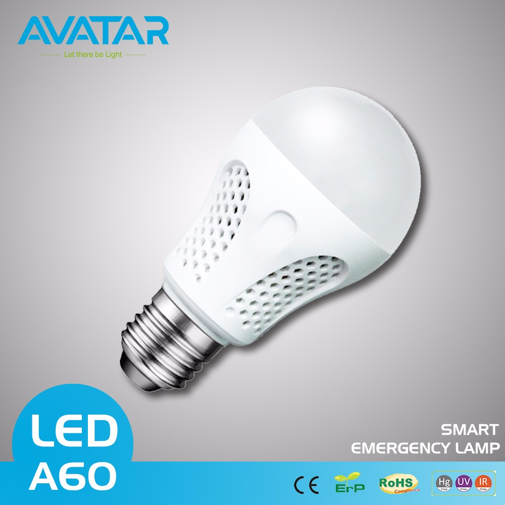 Avatar factory price 5W LED bulb light, plastic and aluminum body , good heat dissipation