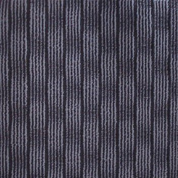 Gentil Dark Grey Office Carpet,black Carpet In Rolls, Striped Pattern Carpet