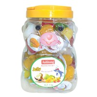 Jelly Chips Plastic Bear shaped box 1kg