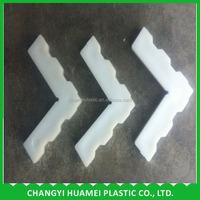 Cheap Factory Price Plastic Protective Corner