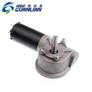 Factory price factory supply brushed dc motor motores 12v dc
