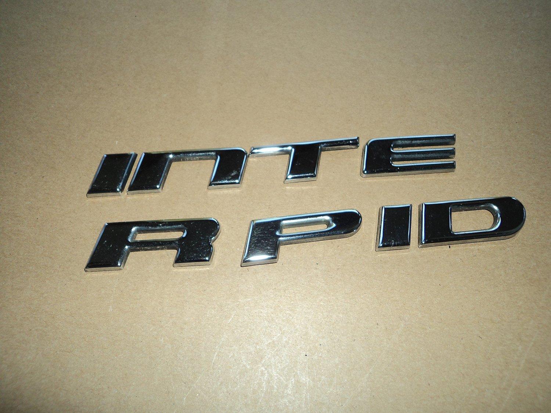 Buy Oem Factory Genuine Stock Dodge Intrepid Emblem Letters Badge