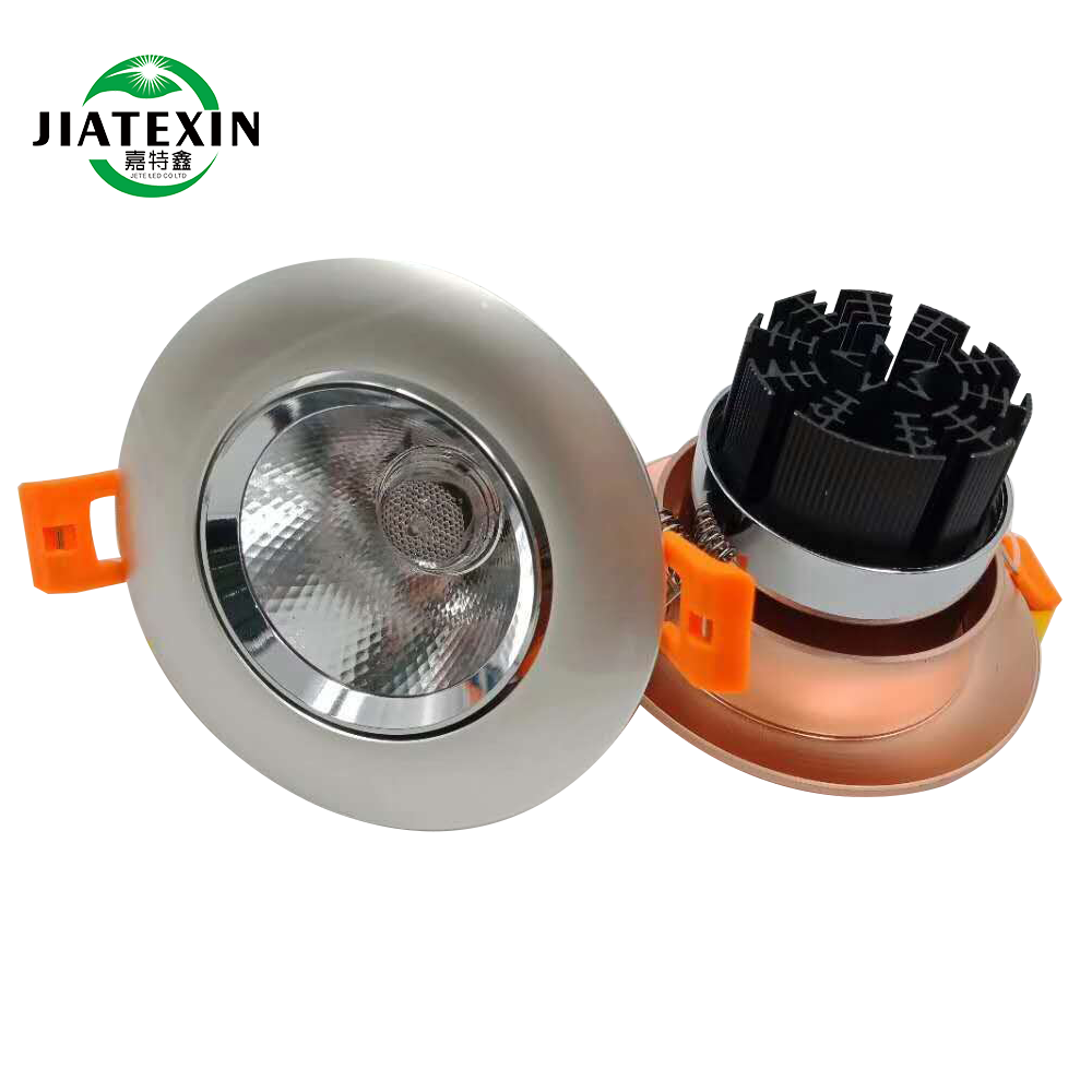 cob 30w downlight led lamp/stainless steel led downlight