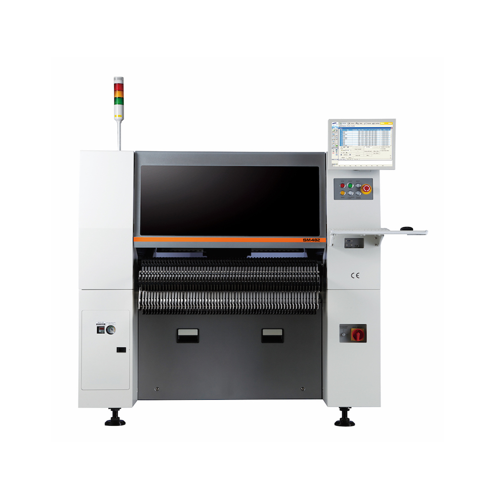 Samsung Chip Mounter , Chip Shooter (SM482) , Pick and Place Machine for SMT Line