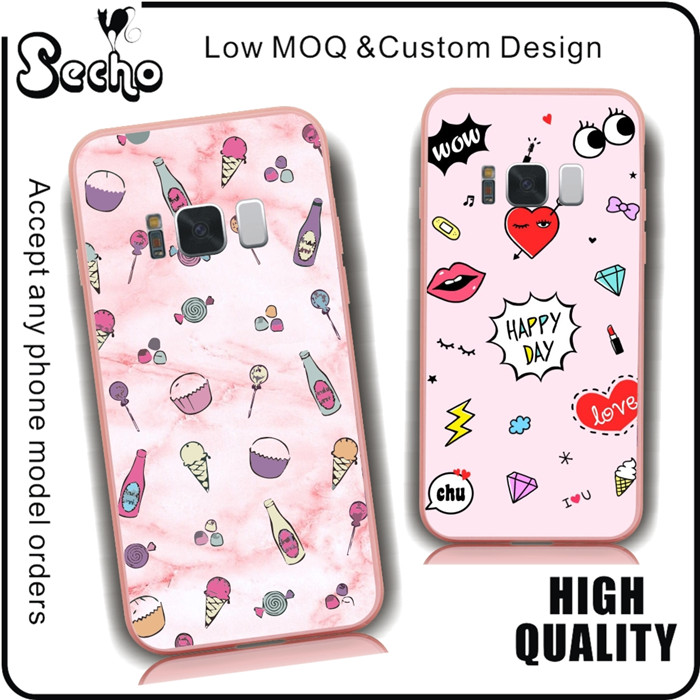 Pink Phone Case For Girls For iphone 5 5c,Custom Design For iphone 5s Phone Case