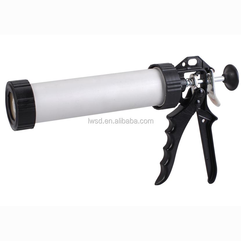 Aluminium Tube Caulking Gun With Nozzle Buy Aluminum