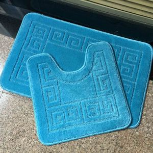Cheap 2 Pieces Bathroom Mat Sets Wholesale Yiwu