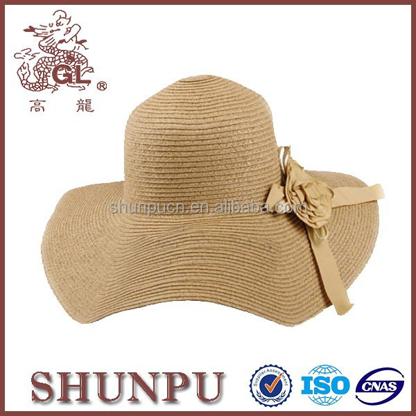 custom straw hats craft supplies for crafting