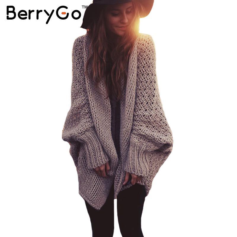 Compra Batwing del suéter de la rebeca online al por mayor