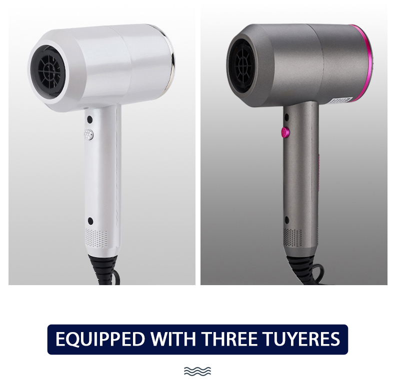 Travel Household Hair Dryer Professional 2000W Hairstyling Tools Hairdryer Blow Dryer Hot and Cold EU Plug Hair Care for Salon