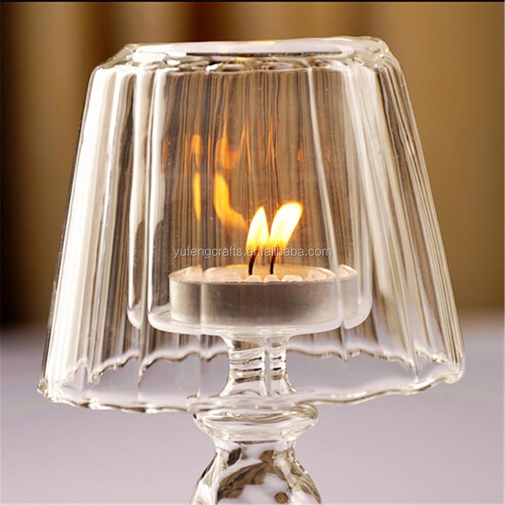 effacer verre bougies grande taille souffl la main verre abat jour de shanghai usine. Black Bedroom Furniture Sets. Home Design Ideas