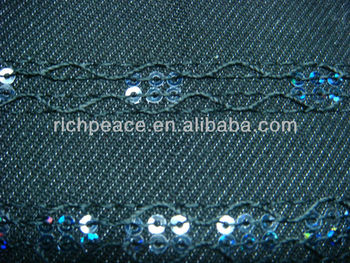 Richpeace High Speed Chain Stitch Sequin Sewing Machine