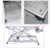 Stainless steel pet veterinary dog vet surgery table animal operating table