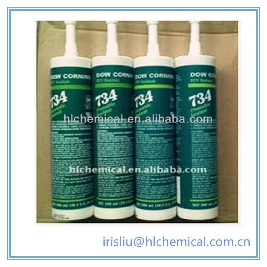 Food Grade Rtv Silicone Sealant Adhesive Dow Corning 734 - Buy Dow Corning  734 Flowable Sealant,Dow Corning 734,Food Grade Sealant Product on