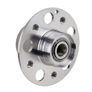 Custom high precision non-standard bearing flange